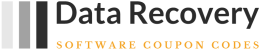 logo of data recovery software discount coupon codes